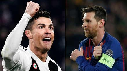 Lionel Messi y Cristiano Ronaldo: su evolución goleadora con el correr de los años