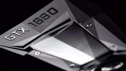 NVIDIA presenta oficialmente la tarjeta gráfica GTX 1660, reemplazante de la serie 10