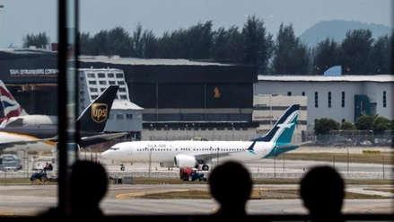 Brasil también suspendió todos los vuelos con el Boeing 737 MAX 8