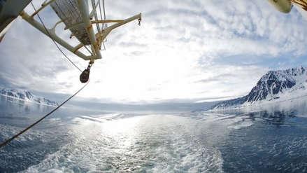 La temperatura del Ártico se incrementará antes del 2050 y elevará el nivel de los océanos