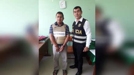 Chiclayo: capturan a  integrante del pelotón de aniquilamiento de Sendero Luminoso