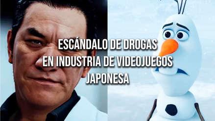 La industria japonesa de videojuegos recibe duros golpes tras escándalo por cocaína