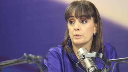 Patricia del Río: