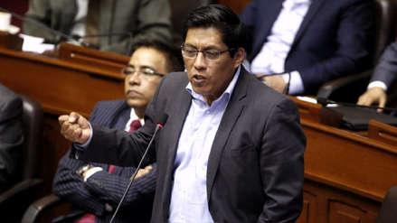 Congreso admitió moción de interpelación al ministro de Justicia