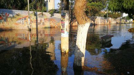 Fotos: Así quedó la ciudad de Trujillo luego de más de 5 horas de lluvia