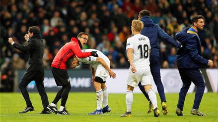 Valencia empató 1-1 ante Krasnodar y clasificó a los cuartos de final de la Europa League