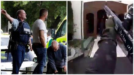 Tiroteo terrorista deja al menos 49 muertos en templos musulmanes de Nueva Zelanda