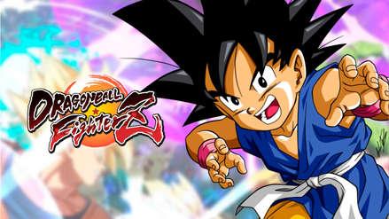 """Gokú niño"" de Dragon Ball GT se unirá a Dragon Ball FighterZ"
