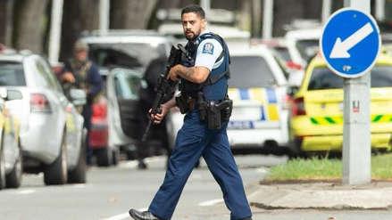 Masacre en Nueva Zelanda: detienen a cuatro personas vinculadas a los tiroteos