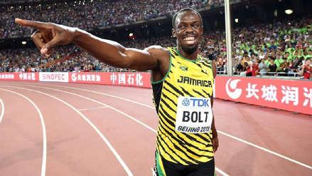 Usain Bolt llegará a Lima en abril como representante de una reconocida marca