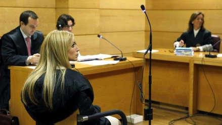 Exreina de belleza que ordenó matar a su esposo millonario es condenada a cadena perpetua