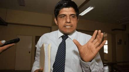 Exalcalde Cornejo solicita que fiscal Juan Carrasco se aparte del caso Temerarios del Crimen