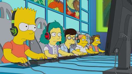 Los Simpsons estrenarán capítulo sobre los esports y League of Legends