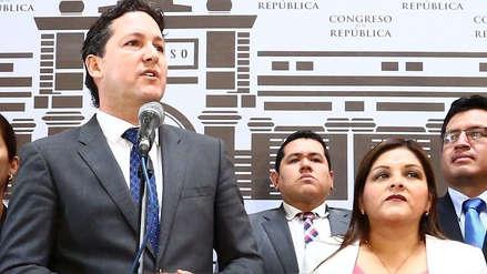 Karina Beteta denunció a Daniel Salaverry ante la Comisión de Ética por agresión verbal