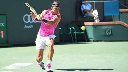 Rafael Nadal se enfrentará a Roger Federer en las semifinales de Indian Wells