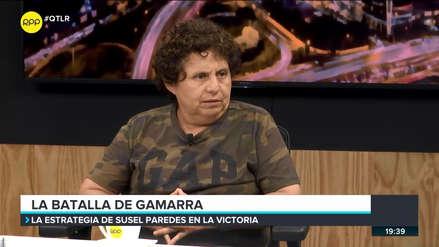 Susel Paredes: