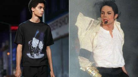 Marca de lujo eliminará las referencias a Michael Jackson de su colección tras acusaciones de abuso