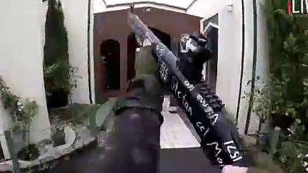 Terrorista transmitió vía Facebook Live masacre en mezquita de Nueva Zelanda
