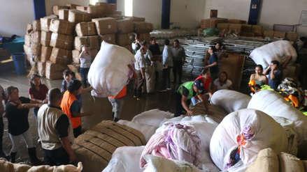 Nuevo aniego en San Juan de Lurigancho afecta toneladas de donaciones