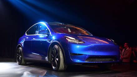 Tesla presentó el Model Y, su todocamino SUV