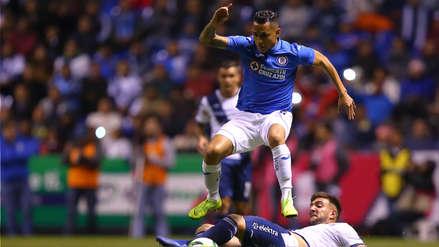 Con Yoshimar Yotún los 90 minutos, Cruz Azul goleó a Pachuca por la Liga MX