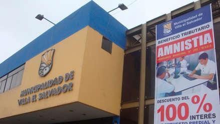 Delincuentes roban 55 mil soles de la Municipalidad de Villa El Salvador