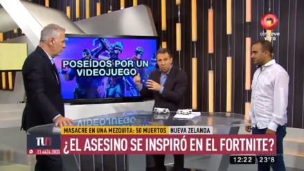 Noticiero argentino culpa a Fortnite de masacre en Nueva Zelanda y así reaccionaron en las redes sociales