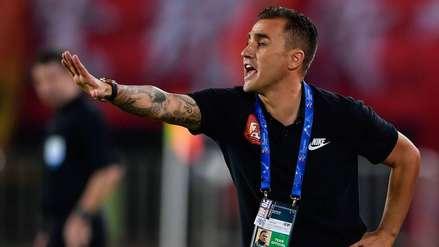 Fabio Cannavaro fue nombrado seleccionador de China