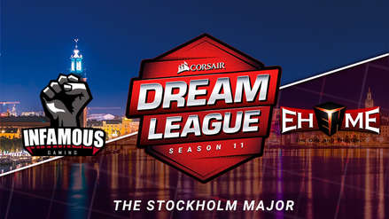 Dota 2 | Equipo peruano Infamous elimina a Ehome de la Major de Estocolmo