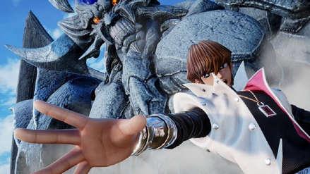 Seto Kaiba, de Yu-Gi-Oh!, se unirá como luchador a Jump Force