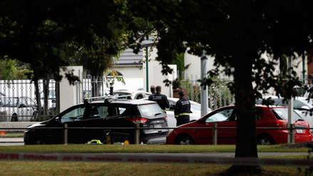 Así fue la captura del autor del atentado a dos mezquitas en Nueva Zelanda