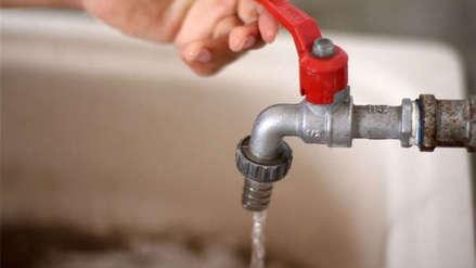 Sedapal anuncia restricción del servicio de agua en dos distritos de Lima Sur