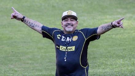 La jugada de Diego Maradona que demuestra que su calidad está intacta