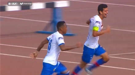 El agónico gol de Osnar Noronha que le dio a Mannucci su primer triunfo en la Liga 1