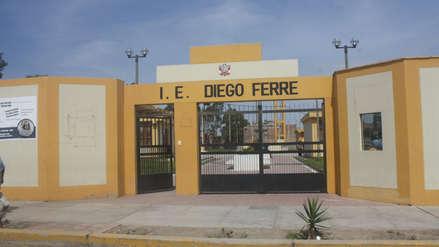 Lambayeque   Roban equipos de cómputo por más de 15 000 soles en colegio