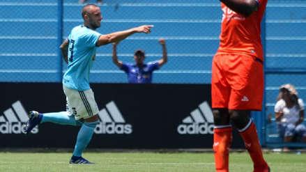 Sporting Cristal goleó a César Vallejo y sigue como único líder de la Liga 1