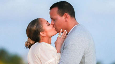 Esta fue la respuesta de Alex Rodríguez tras ser acusado de serle infiel a su prometida Jennifer Lopez