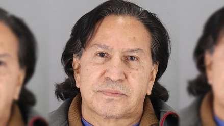 Este es el reporte policial sobre la detención de Alejandro Toledo