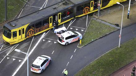 Presunto autor de tiroteo se dio a la fuga y Holanda elevó al máximo el nivel de alerta terrorista