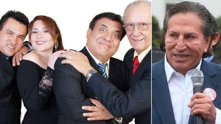Alejandro Toledo: Escucha la parodia de Los Chistosos sobre la detención del expresidente