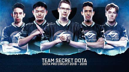Dota 2 | Team Secret: el duro rival de Infamous en la Major de Estocolmo