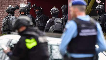 Policía holandesa detiene al sospechoso del ataque de Utrecht