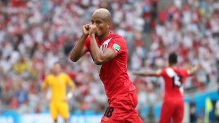 André Carrillo reveló que Ricardo Gareca  está contento que juegue en Al Hilal