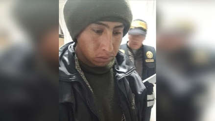 Hombre confesó que asesinó y descuartizó a una mujer en Puno