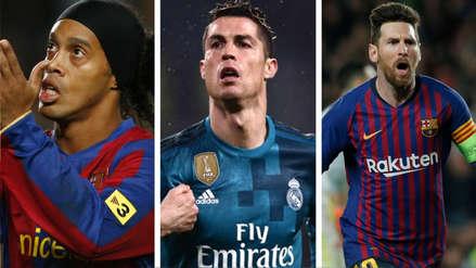 Lionel Messi y otros futbolistas que fueron ovacionados en cancha visitante