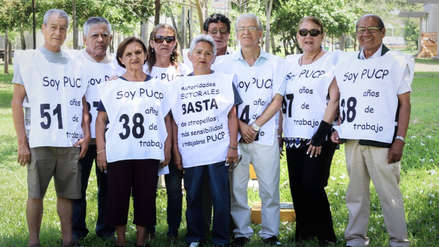 Mal inicio de clases: Jubilados de la Universidad Católica realizarán huelga de hambre