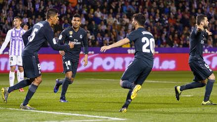Jugador titular del Real Madrid evalúa dejar el club, según  'L'Equipe'