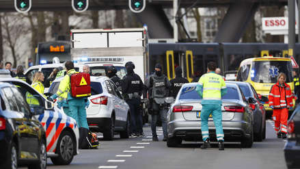 La Policía considera el tiroteo de Holanda como