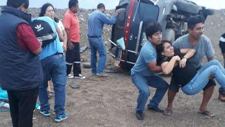 Siete fallecidos por accidentes de tránsito en carreteras de La Libertad