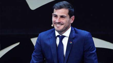 ¿Se cumplirá su deseo? Iker Casillas expresó sus ganas por volver a la Liga Santander